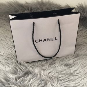 CHANEL Authentic Shopping Gift Bag